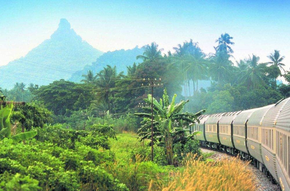 Southeast Asia Journey with Luxury Train